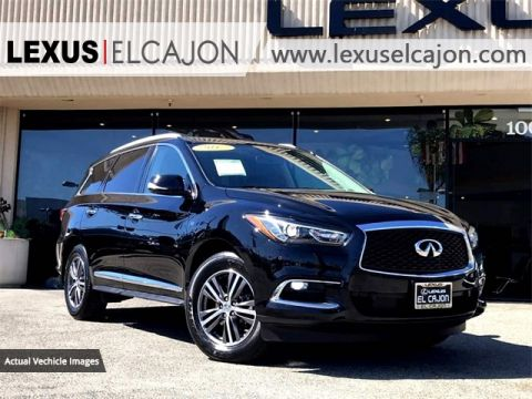 Pre-Owned 2017 INFINITI QX60 Navigation
