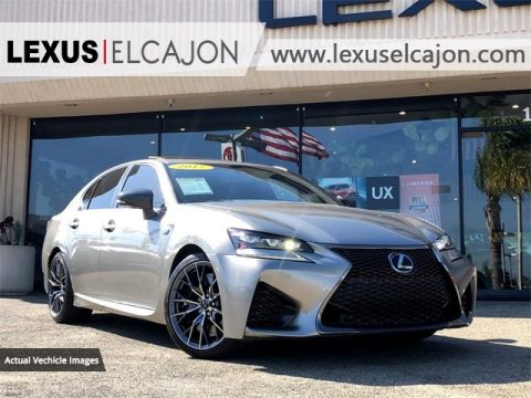 Pre-Owned 2017 Lexus GS F