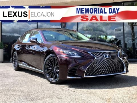 New 2020 Lexus LS 500 500 Inspiration Series