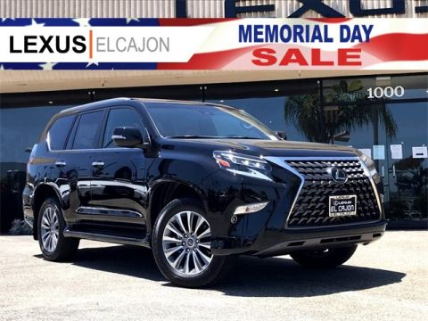 New 2020 Lexus GX 460 460 Luxury