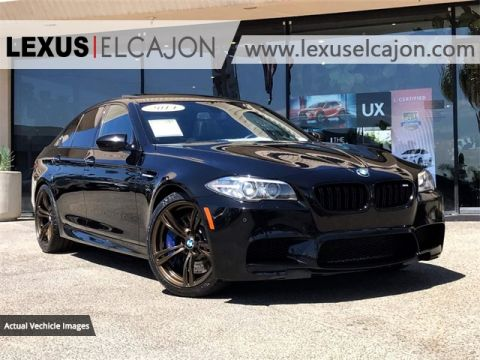 Pre-Owned 2014 BMW M5 Base