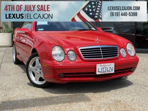 Pre-Owned 2000 Mercedes-Benz CLK CLK 430